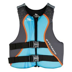 Stearns Hydro Life Vest - Youth, Blue