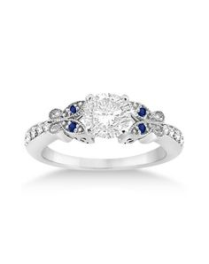 $860 U573 by U573 // More from U573: http://www.theknot.com/gallery/wedding-rings/allurez