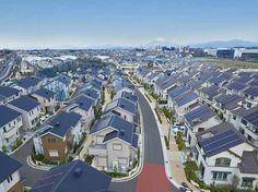 Conheça Fujisawa, a cidade verde e inteligente do Japão