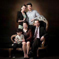 深圳福田上门全家福照片拍摄 家庭照艺术照摄影团购 _一淘网