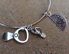 Margaritaville Alex and Ani Inspired Adjustable by BedeMittens