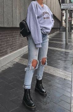 Edgy School Outfits, Teenage Outfits, Edgy Outfits, Teen Fashion Outfits, Retro Outfits, Cute Casual Outfits, Outfits For Teens, Fall Outfits, Summer Outfits