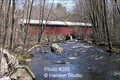 Nissitissit Bridge - Brookkline, NH. I used to live in Brookline!!