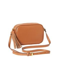 Tassel Mini Crossbody Bag on ShopStyle