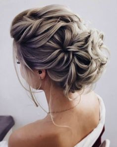 45 Inspirations Classy Hair Do For Bridesmaid | Classy, Updo and ...