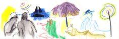 Zoo sketchbook - William Davey