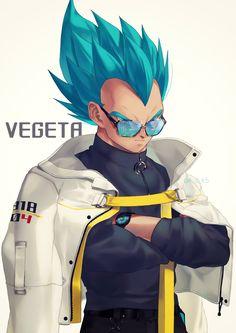 Son Goku, Goku And Vegeta, Dragon Ball Z, Top Anime Characters, Mode Cyberpunk, Goten Y Trunks, Dope Cartoon Art, Latest Anime, Anime Characters