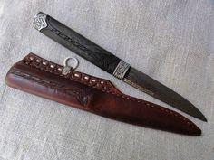 """""""Gotlandic style viking knife"""""""