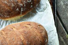 One Hour Swedish Limpa Bread