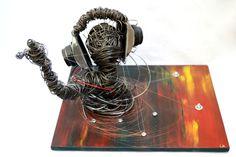 11.3   (fil di ferro e casse audio)
