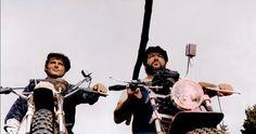Terence Hill a Bud Spencer v komedii Jestli se rozzlobíme, budeme zlí