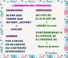 l'opposition
