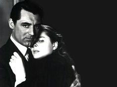 Notorious (1946). hitchcock + grant + bergman = perfect