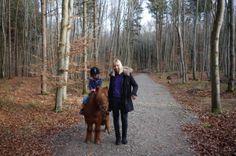 Ponyreiten in Pflaumdorf am Ammersee