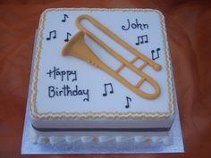 Image result for make trombone fondant
