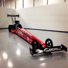 2014 Spencer Massey Top Fuel Dragster