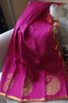 Kanchipuram silk, soft Kanchipuram silk saree, wedding spree, Party wear, Pink silk , benarasi spree