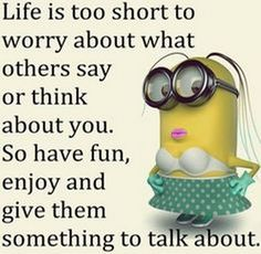 Cute Thursday Minions Funny quotes (12:57:47 AM, Thursday 07, January 2016 PST) – 10 pics