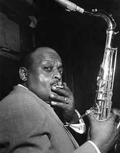 "Jazzman Ben Webster (Mar. 27, 1909 - 1973) was nicknamed ""The Brute"" when he was a young, ballsy stomp tenor player. Later he mellowed into the finest balladeer on his instrument ever, IMHO. Today we..."