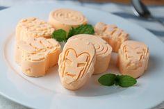 Keto Fat Bombs: 1/2 cup Coconut Oil 1/2 cup Heavy Whipping Cream 4 oz. Cream Cheese 1 tsp. Orange Vanilla Mio 10 drops Liquid Stevia