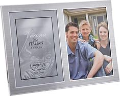 Multi Picture Frames, Er 5, 5 To 7, Groom Pictures, Table Top Display, Metal Panels, Cleaning Wipes, Silver Metal, Tabletop