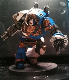 Awesome Contemptor Dreadnought