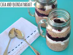 Weekend recipe: Sarah Wilson's Chia and Quinoa Parfait | Styling You