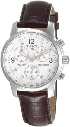 Tissot Herren-Armbanduhr PRC200 Chronograph Quarz T17151632: Tissot: Amazon.de: Uhren