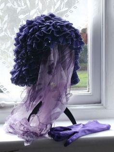 Free crochet wig pattern