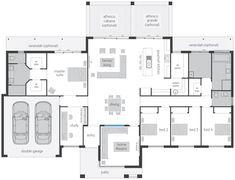Lyndhurst | Acreage Home Design | McDonald Jones Homes