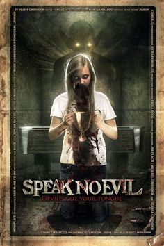 Speak No Evil 2 (2013) is an American horror movie that was filmed in Arizona. Director and writer Roze (The Blacksmith and the Carpenter (2007), Deadfall Trail (2009), Denial (2007)) …
