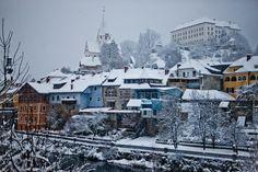Im ist die Region in gehüllt und erwartet die Wintersportler. Berg, Winter, Mount Everest, Paris Skyline, Mountains, Nature, Travel, Ski, Recovery