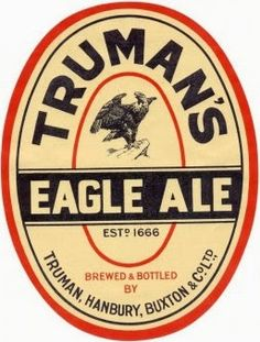 The Prince of Wales visits Truman (part two) British Beer, Best Beer, Brewery, Ale, Canning, Bottle, Beer Coasters, Ale Beer, Flask