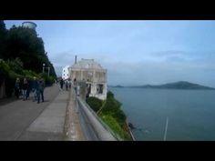 """Llegando a la isla de Alcatraz mas conocida como """"The Rock"""""""