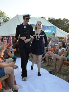Bestival Fashion Shows at the Oxfam Festival Shop | Fashion blog | Oxfam GB