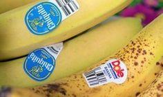 N'achetez pas un fruit dont l'autocollant indique un 8 (OGM), ou un 4 (pesticides). Choisissez ceux qui commencent par un 9 (bio)