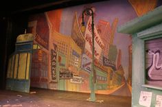 """costume """"guys and dolls"""" - Google Search Stage Set Design, Guys And Dolls, Costumes, Google Search, Painting, Art, Art Background, Dress Up Clothes, Fancy Dress"""