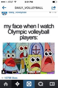 """My 12 year old nephew said he is """"almost a professional"""" after a few games in gym class. This is the look on his face after seeing a college game on tv. """"That's not how our game looked!"""""""