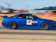 Racewars 2014 at Wyalkatchem WA. Best pass on drag was (My gear changes are crap! R34 Gtr, Skyline Gtr R34, Nissan Skyline, Transportation, Car, Cutaway, Automobile, Cars, Autos