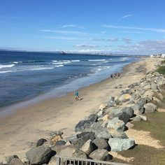 Dog friendly beaches, blue skies, new restaurants opening often (the Brigantine just this week!), and incredible opportunities to own your slice of heaven with some premier oceanfront properties starting the mid $600k range. #imperialbeach is getting better by the day! Call me for any San Diego real estate needs, questions or referrals. Have an awesome Sunday! #sandiego #coronado  #coronadoisland #sandiegorealestate #oceanfront #beachfront #imperialbeachlocals #sandiegoconnection #sdlocals…