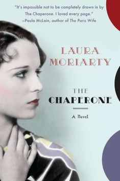 Postponed due to snow!  We will discuss the The Chaperone by Laura Moriarty on Monday, March 16.  I loved this book and can't wait to discuss it with others.