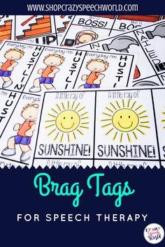 Why I Need Brag Tags