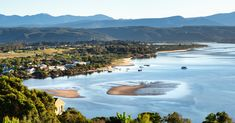 Keurboom's  River Lagoon, Plettenberg Bay, South Africa South Africa, Landscape, Outdoors, Rivers, Africa, Outdoor, River, Nature, Corner Landscaping