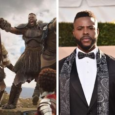 M'Baku (Winston Duke) | Get to know the cast and characters before the film hits theaters.