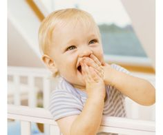 Tricks to make your baby giggle