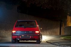 Peugeot 205 1.9l GTi, via Flickr.