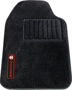 Dodge UniversalFit AllCarpet Front Floor Mats Set of 2 ** More info could be found at the image url.