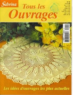 FREE DIAGRAMS ~ FOR SEVERAL DOILIES ~ SCROLL DOWN ~