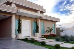 casas sem telhados aparentes - Pesquisa Google