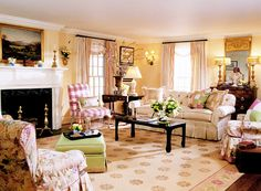 Designer Gary McBournie: Through the Years in Traditional Home | Traditional Home
